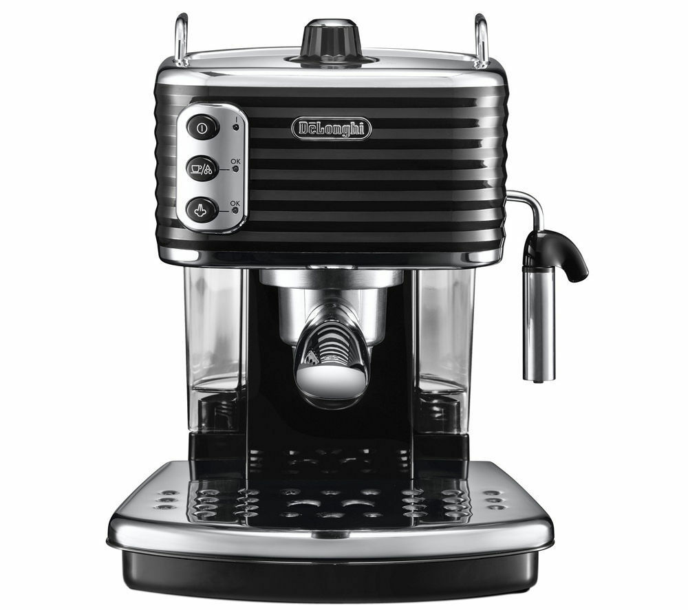 delonghi 15 bar espresso machine w frother