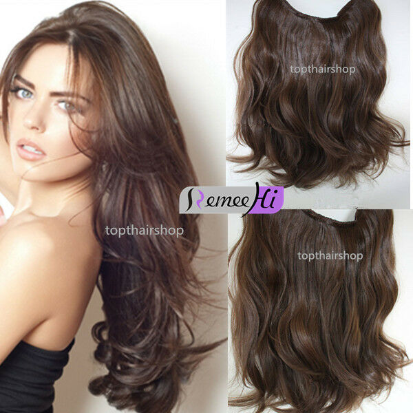 Wire Band Hair Extensions Secret Wire Body Wave Human Hair