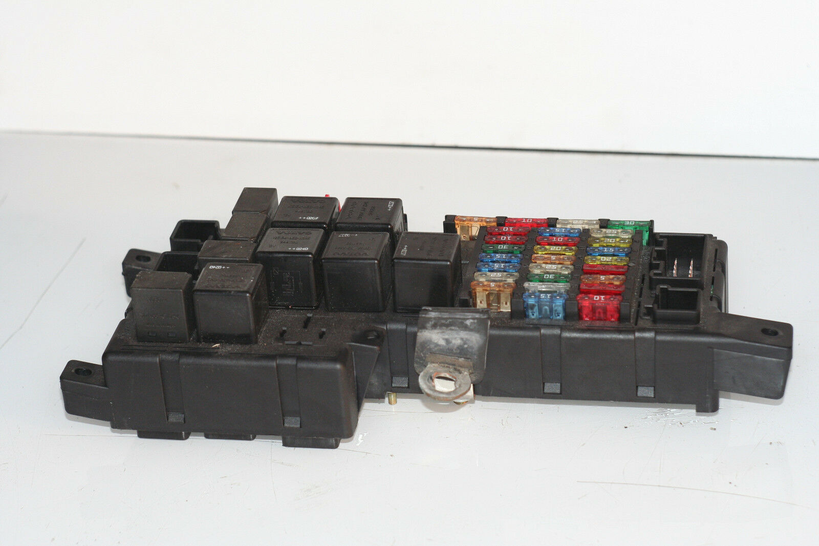 Volvo Xc90 02 05 24 D5 Fuse Box 8678449 2000 Picclick Uk In 1 Of 3only Available