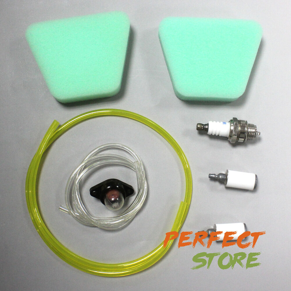 """Air & Fuel Filter Kit For Craftsman 18 inch 42cc Poulan 18"""" Wild Thing  Chainsaw 1 of 6FREE Shipping Air & Fuel Filter ..."""
