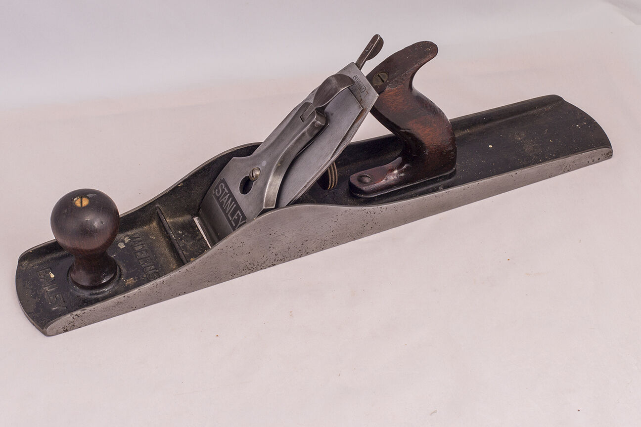 Stanley No 6c Fore Plane Corrogated Bottom Type 14 1929 30