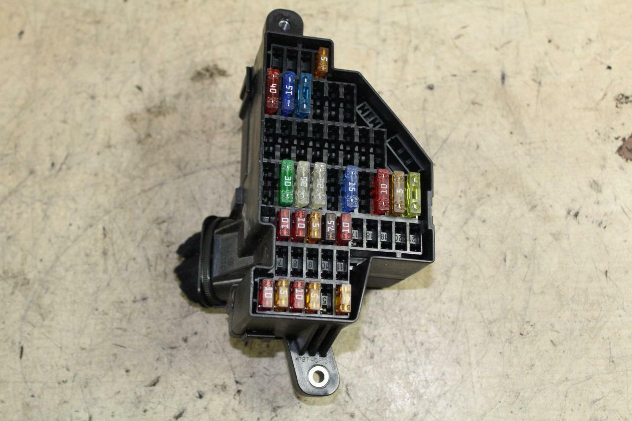 Vw Golf Mk5 20 Sdi Fuse Box 1399 Picclick Uk 1 Of 2only Available