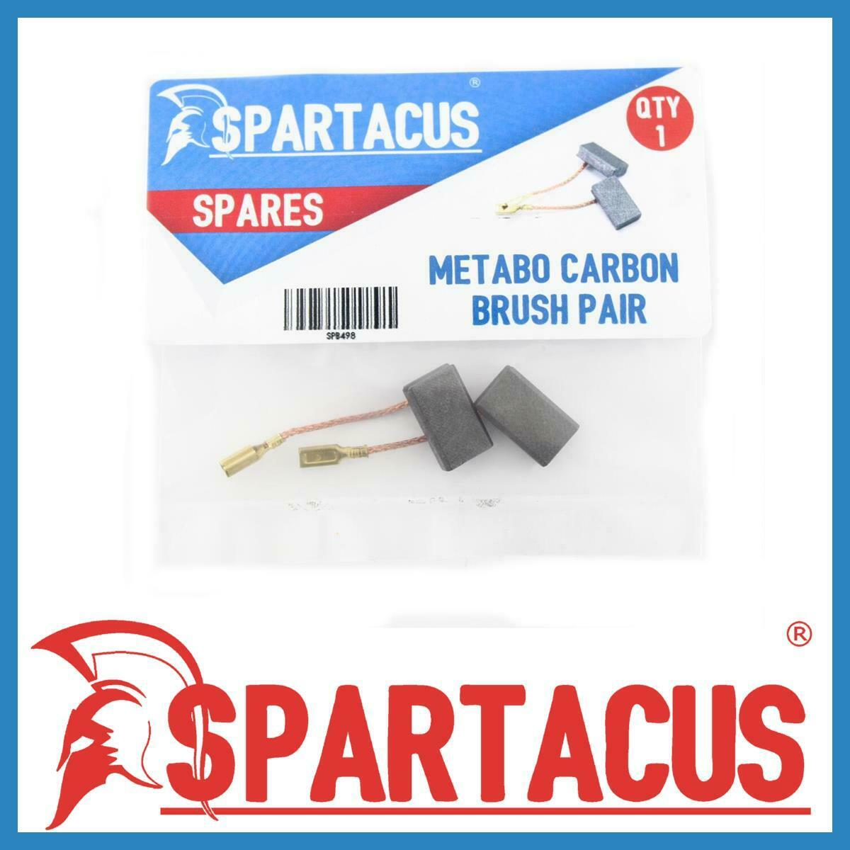 Spartacus Spb498 Carbon Brush Pair For Metabo W7 115 100 Grinders Cordless Disc Grinder Mm Hitachi G 18dl 1 Of 1free Shipping