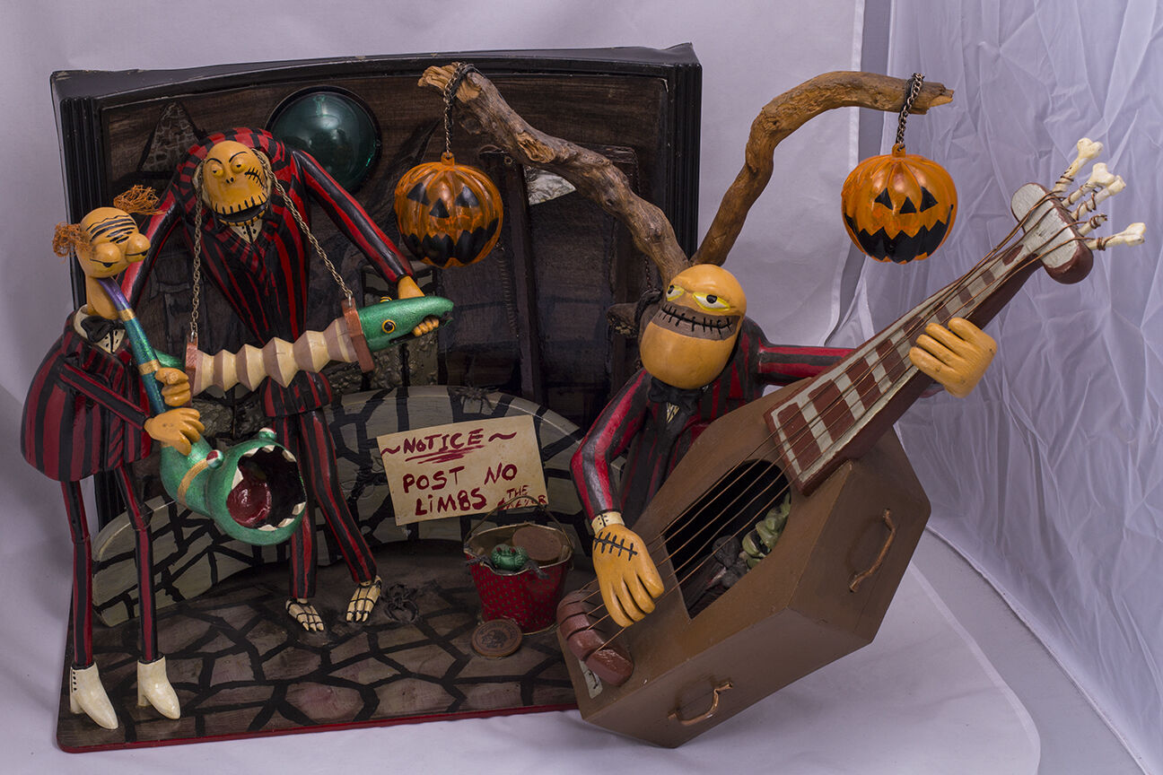 ZOMBIE BAND FROM \