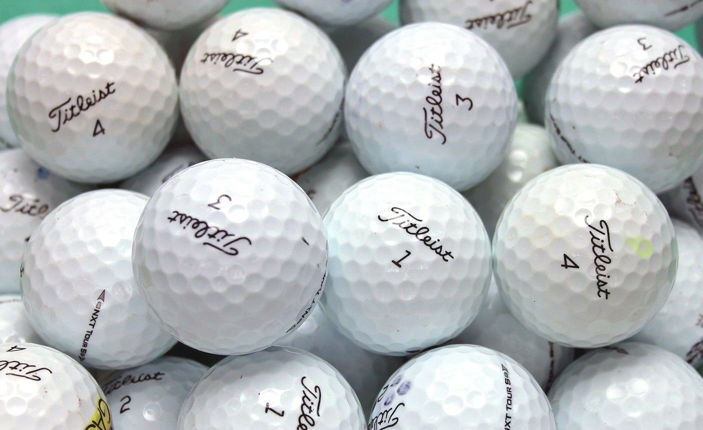 Buy Titleist Nxt Tour Golf Balls