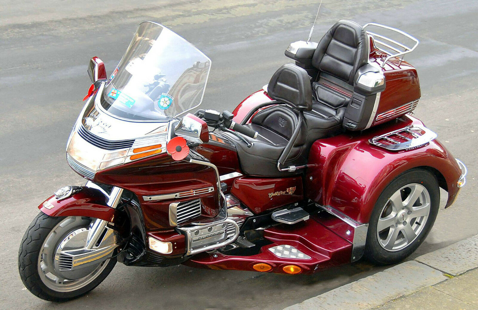 Ebay Honda Goldwing Motorcycle Trikes