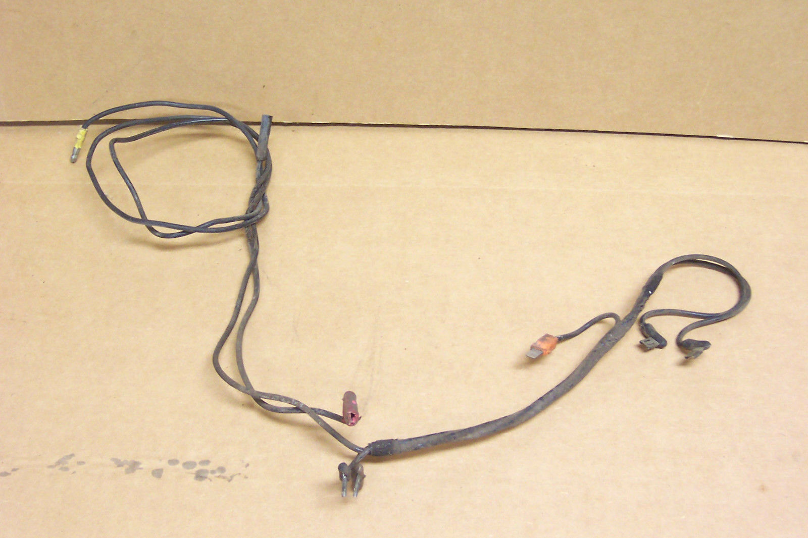 1965 Ford Mustang A C Under Dash Evaporator Unit Inside Wiring 1957 Chevy Harness 1 Of 1only Available See More