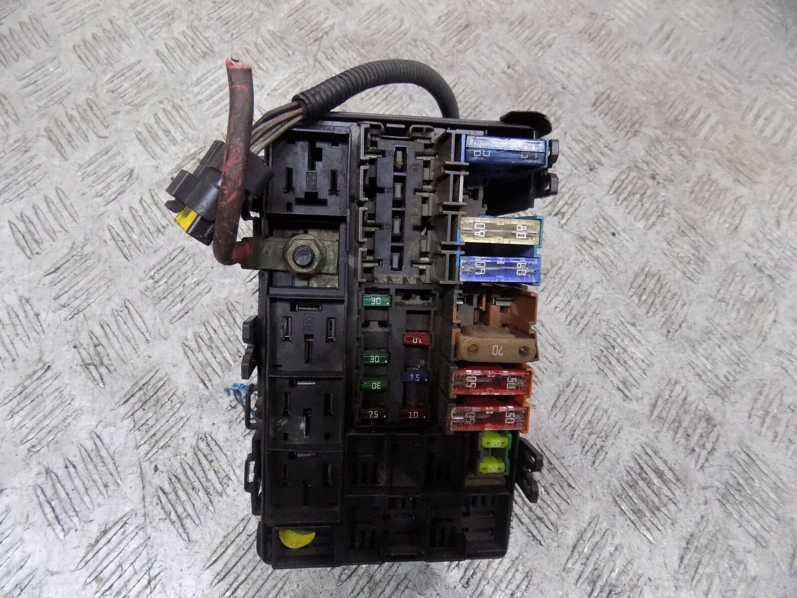 Fuse Box Renault Espace 2000 Wiring Library 22 Diesel Auto 2002 2003 2004 2005 2006 8200272454 1 Of 4only
