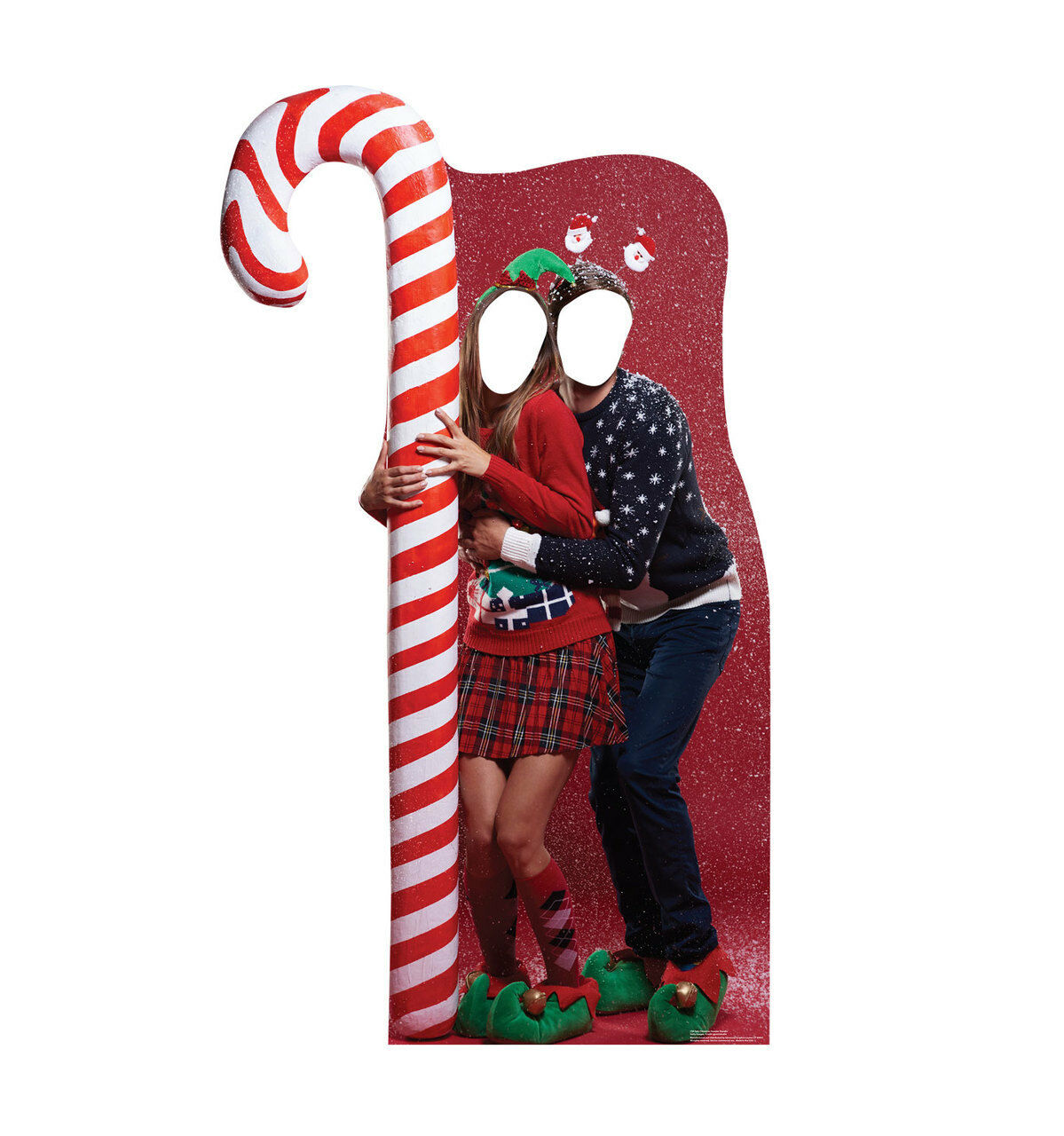 UGLY CHRISTMAS SWEATER - Life Size Standup/stand-In Brand New - 2586 ...