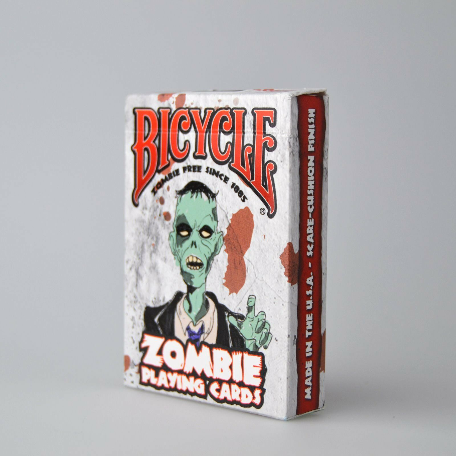 Bicycle playing cards zombie deck new sealed qty 1 for Zombie balcony