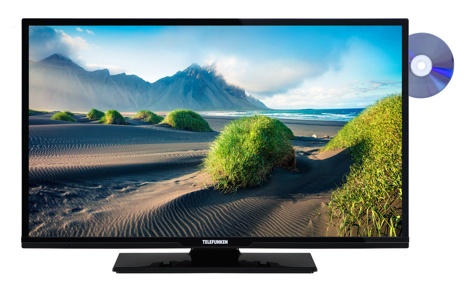 telefunken xh32d401d 32 zoll smarttv mit dvd player hd tv triple tuner wlan eur 249 99. Black Bedroom Furniture Sets. Home Design Ideas