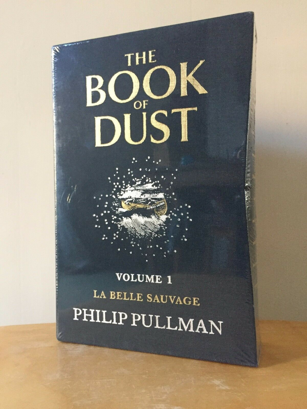 Signed Philip Pullman Daemon Voices Limited Ed in Slipcase UK 1st/1st preorder