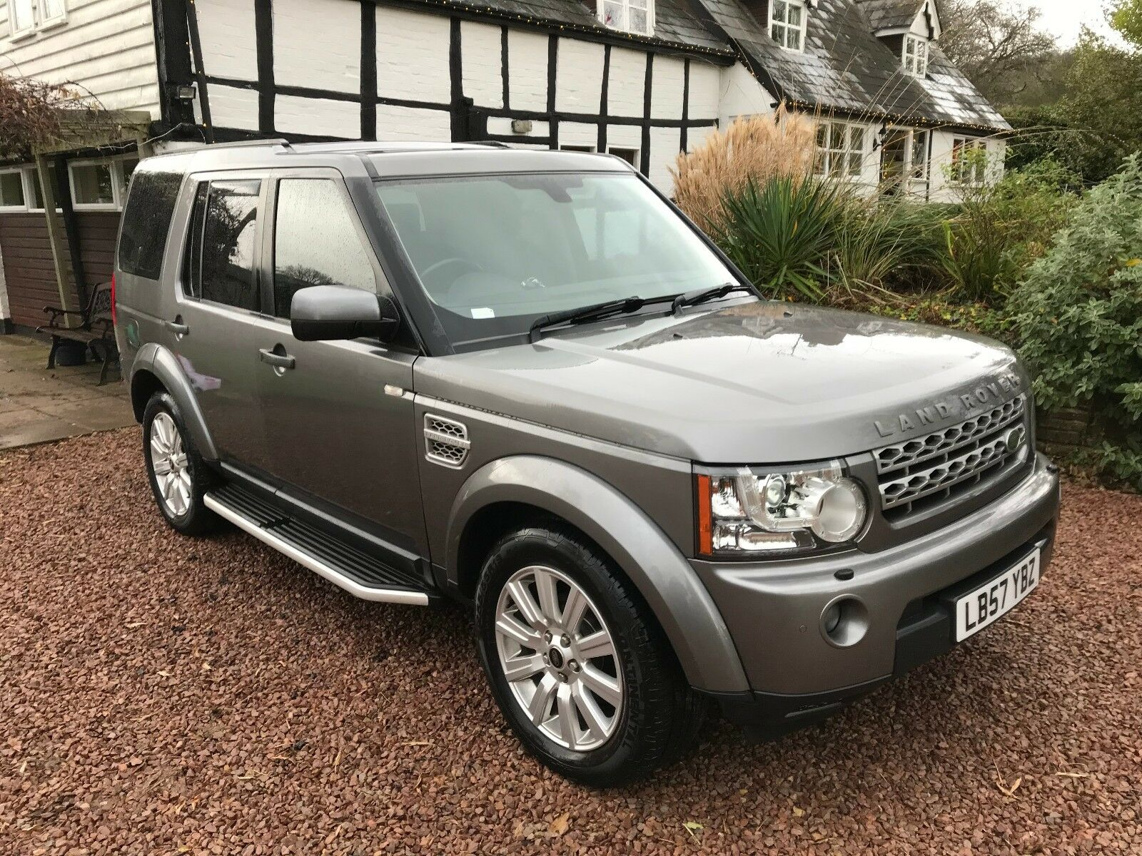 land rover discovery 3 2 7 tdv6 se 2008 auto disco 4 upgrade 8 picclick uk. Black Bedroom Furniture Sets. Home Design Ideas