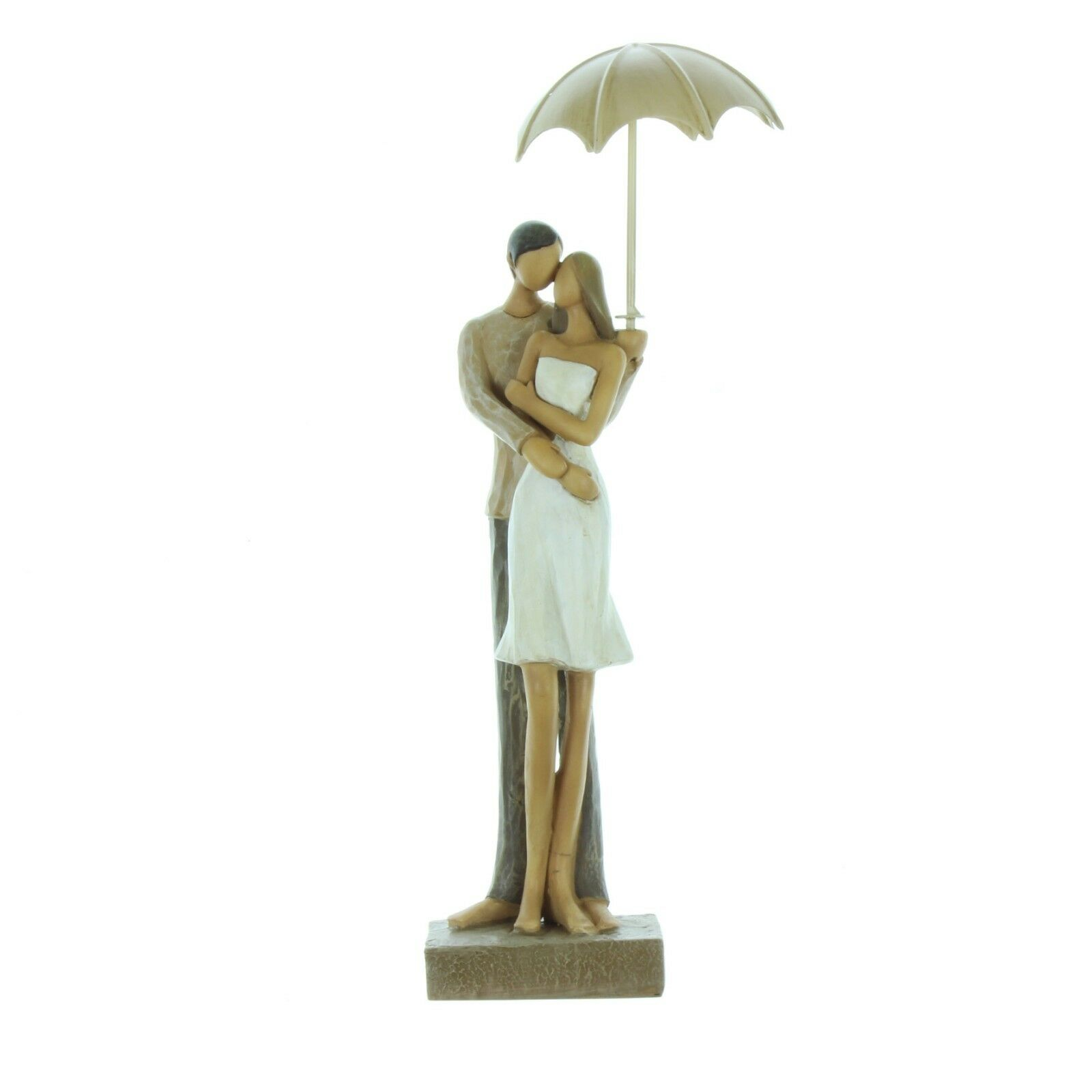 Juliana rainy day modern man woman couple figurine ornament 1 of 1only 1 available publicscrutiny Choice Image