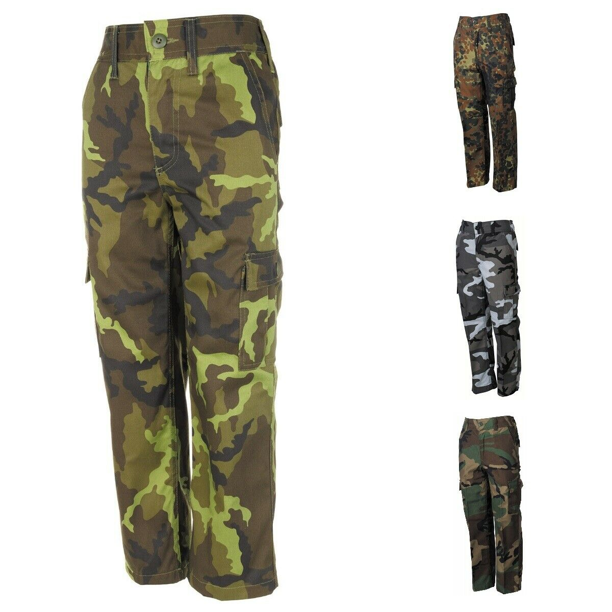 hose kinder feldhose m dchen jungen camouflage karnveal fasching bw bundeswehr eur 17 90. Black Bedroom Furniture Sets. Home Design Ideas