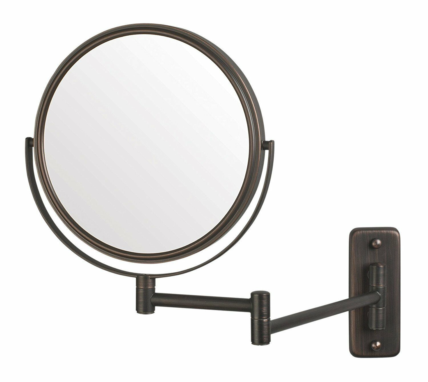 Seeall 8 Makeup Vanity Mirror Oil Rubbed Bronze Dual Arm 1 Of 12only 3 Available See More