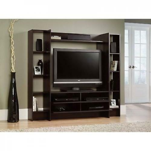 3 Of 12 TV Stand Entertainment Center Wall Unit Living Room Furniture  Cabinet Storage 5 Of 12 TV Stand Entertainment Center ...