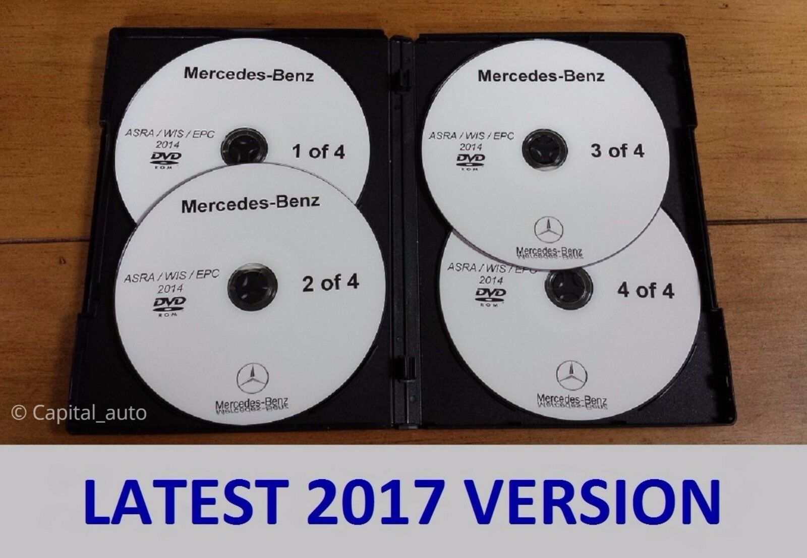 For Mercedes Benz All Models Service Repair Workshop Manual Factory W114 Wiring Diagram 1 Of 1free Shipping