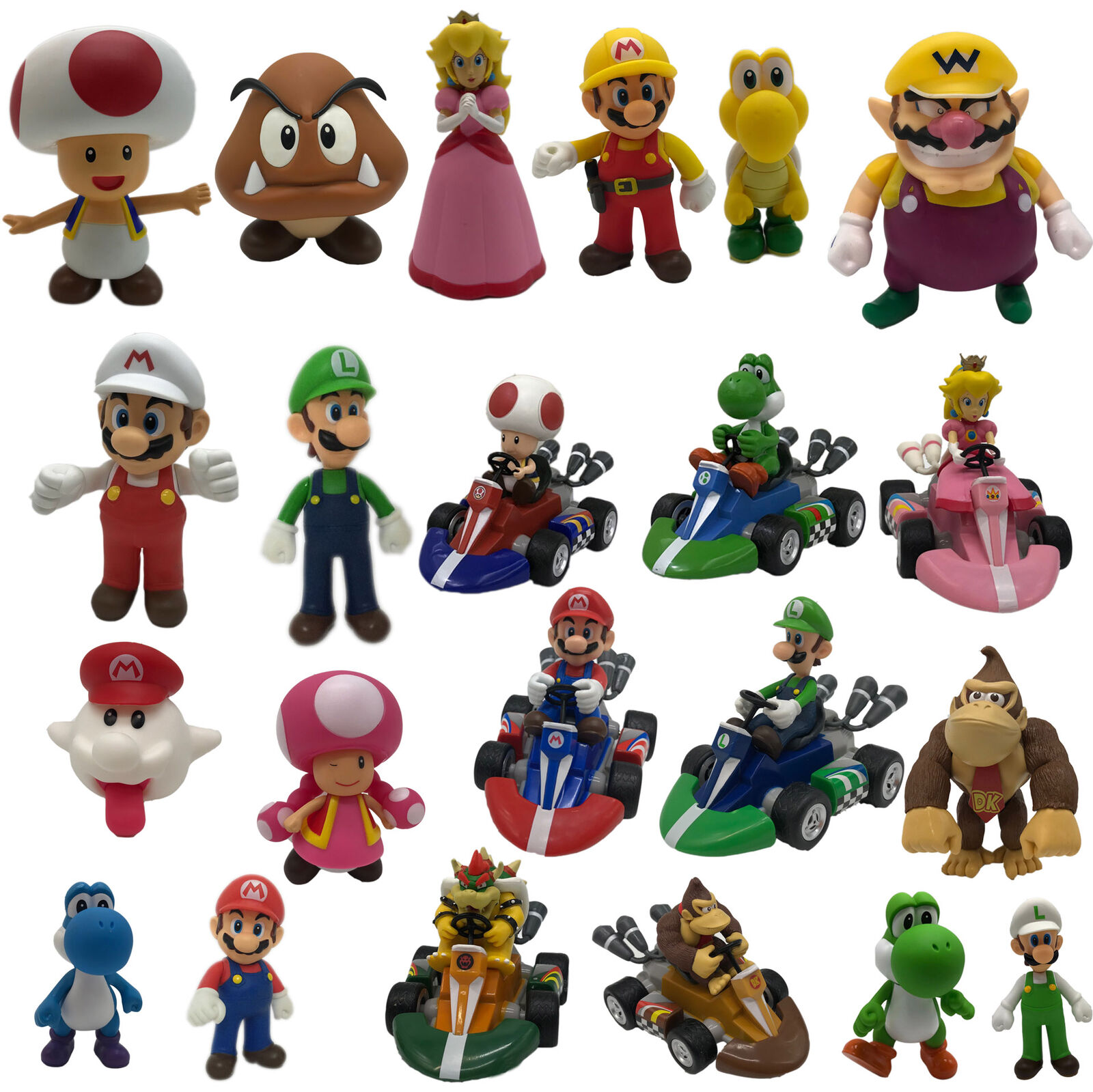Characters Collectible Plastic PVC Action Figure Toy 1 of 1 See More