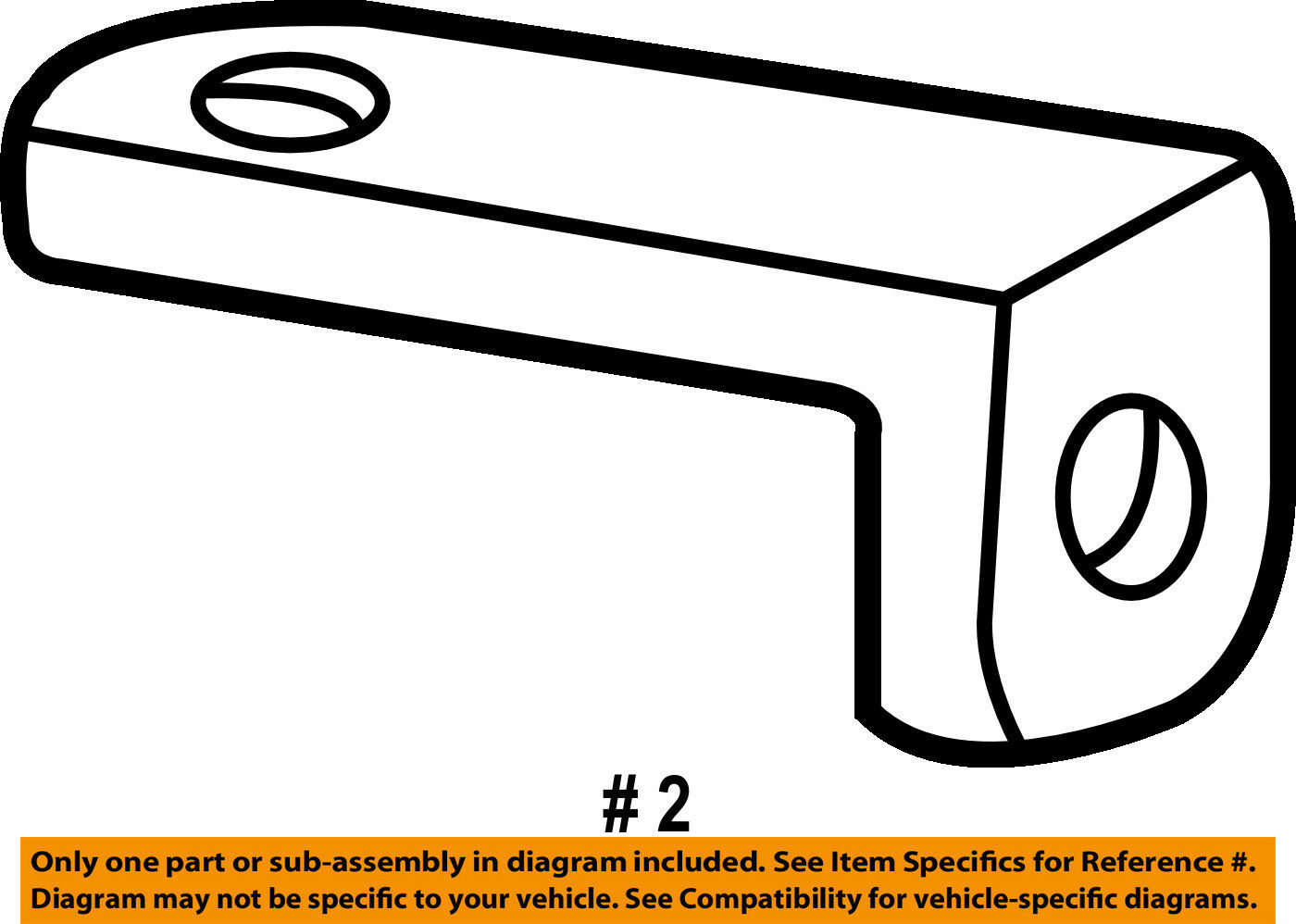 Ford Oem 01 05 Explorer Sport Trac Fender Rear Bracket Right 2005 Engine Diagram 1l5z16c076aa 1 Of 2only 0 Available