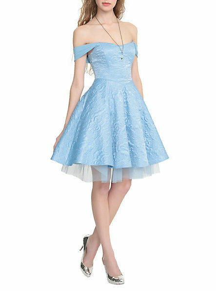 Disney Cinderella Corset Ball Prom Gown Blue Party Dress Torrid Plus