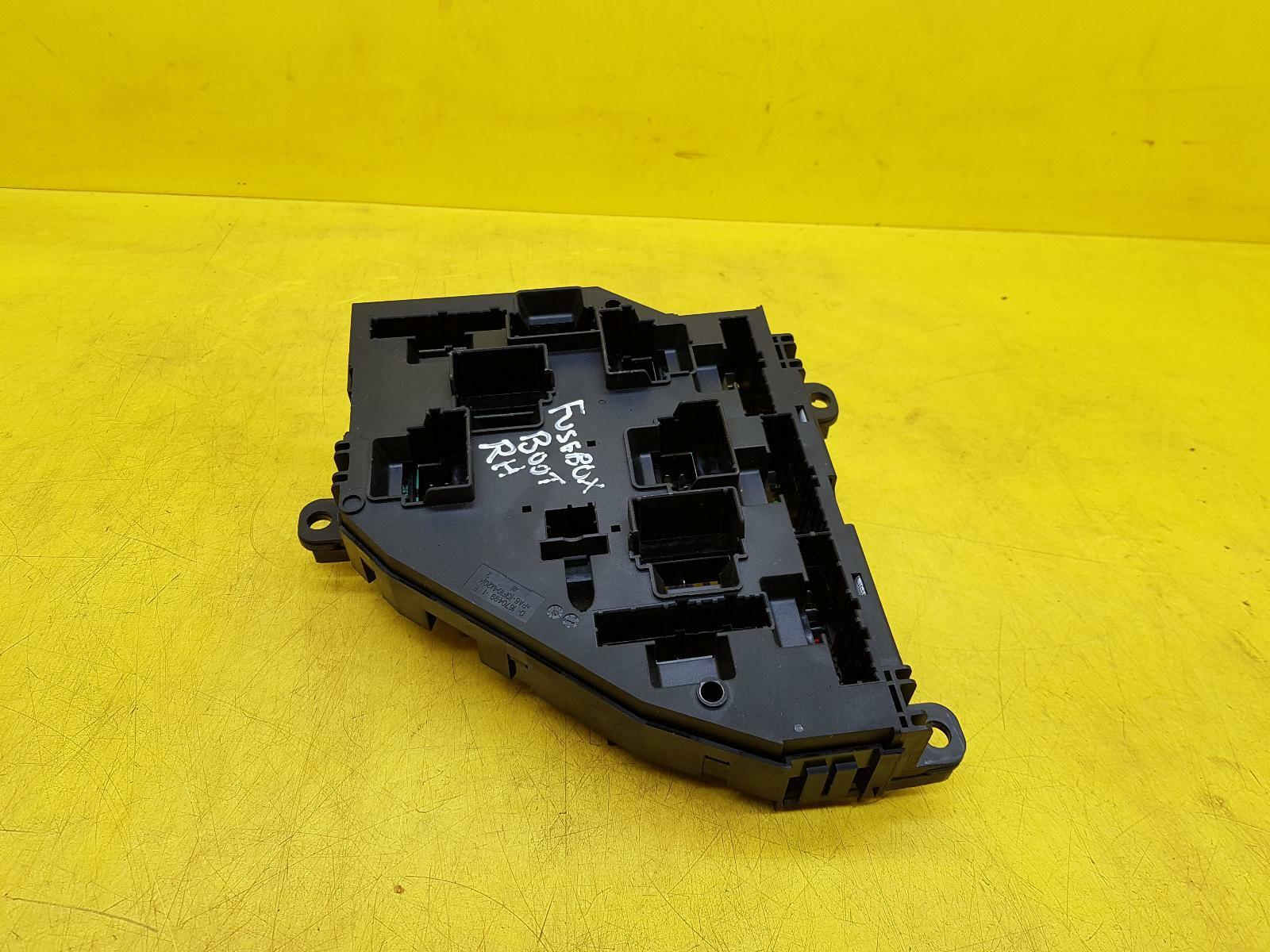 2013 Bmw 5 Series M5 F10 Rear Fuse Box 9264923 01 3000 Picclick Uk 1 Of 4only Available