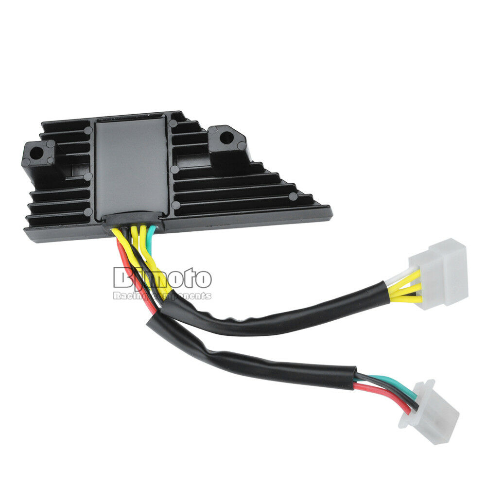 Regulator Rectifier Voltage For Honda Cb700 Nighthawk 1984 1986 1983 Shadow Motorcycle 1 Of 8only 4 Available