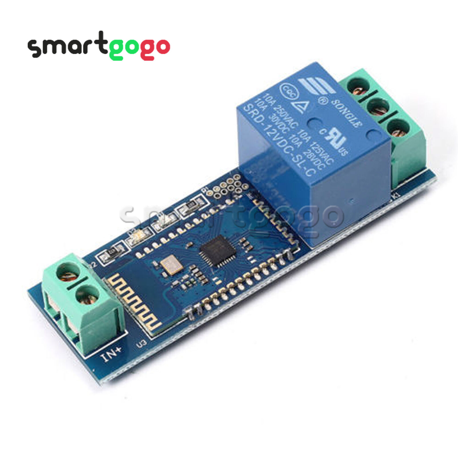 Dc 12v 10a Bluetooth Smart Relay Remote Control Switch Wireless 1 Of 7only 5 Available