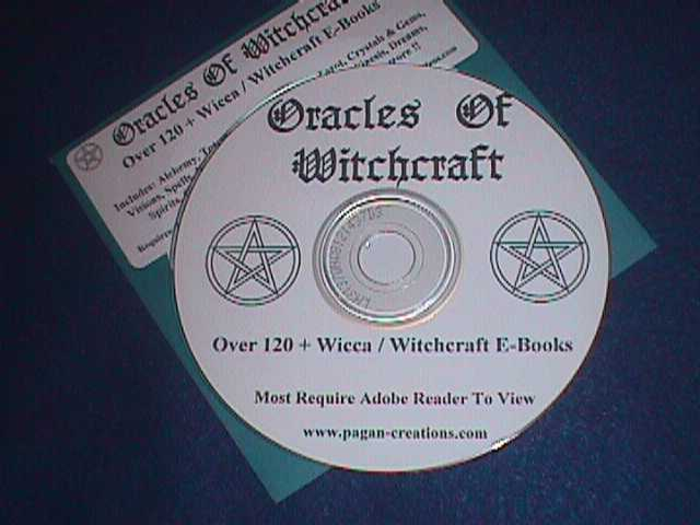 120 witchcraft ebooks on cd spells rituals secret more pagan 1 of 1free shipping fandeluxe Gallery