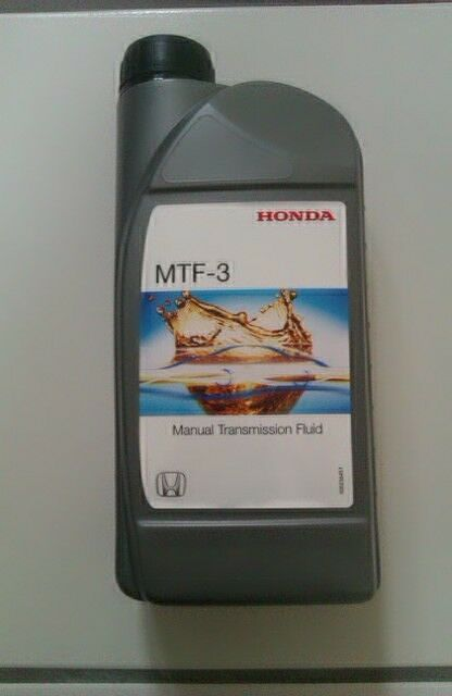Honda Mtf 3 Manual Transmission Fluid 1 Of 1FREE Shipping ...