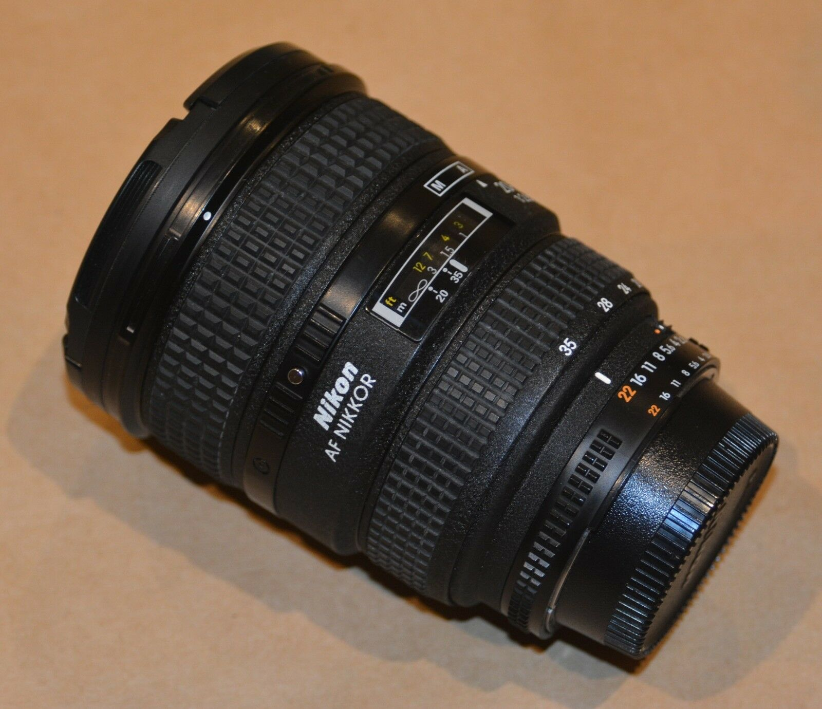 Nikon Af Nikkor 20 35mm F 28 128 D Professional Ultra Wide Angle 16mm F28d Fisheye 1 Of 7only Available