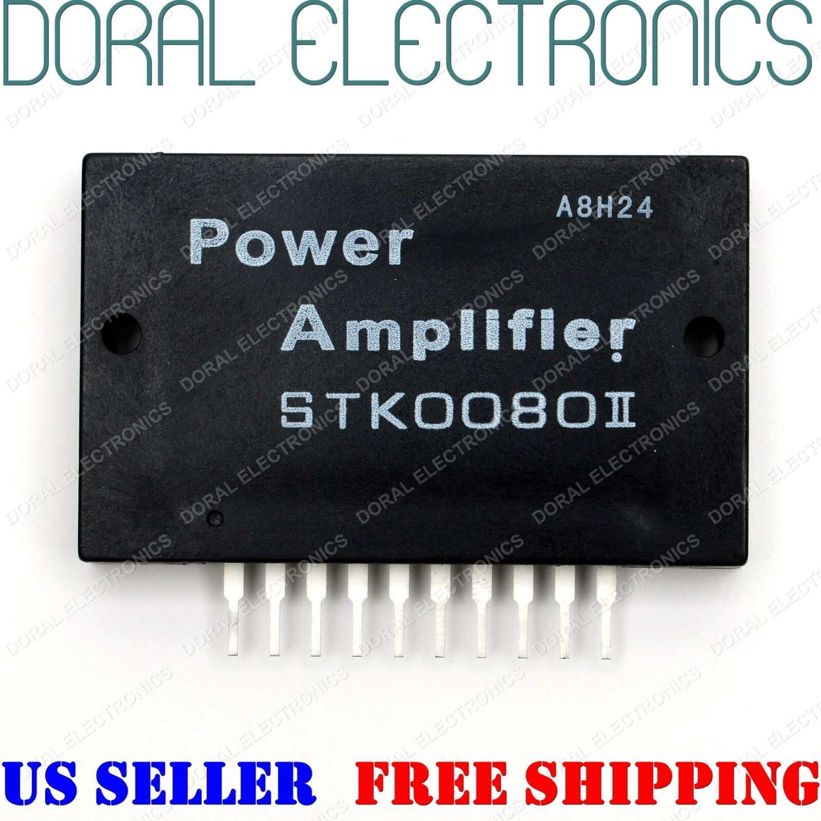 Stk0080ii With Heatsink Compound Us Seller Integrated Circuit Ic Where To Buy Circuits 1 Of 1free Shipping
