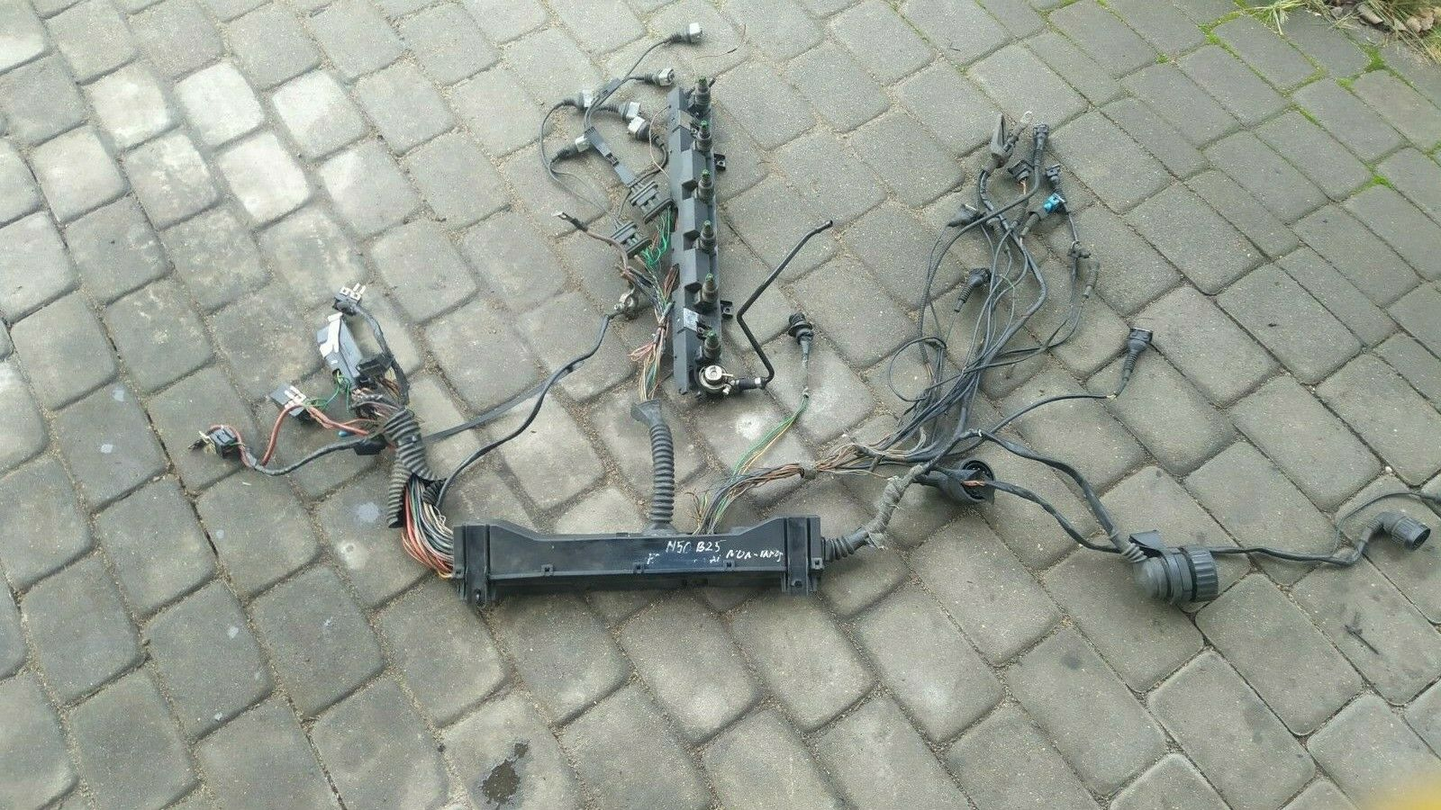 Bosch Engine Wiring Harness Loom Bmw E34 M50 M50b20 M50b25 525i 520i Ford Ebay 1 Of 12only Available