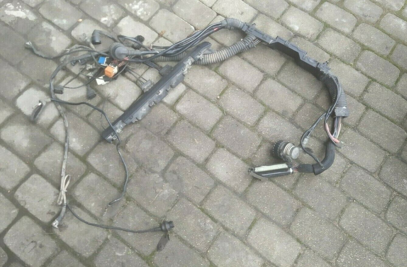 BOSCH Engine wiring harness loom BMW E36 M50 NON VANOS 1 of 7Only 1  available ...