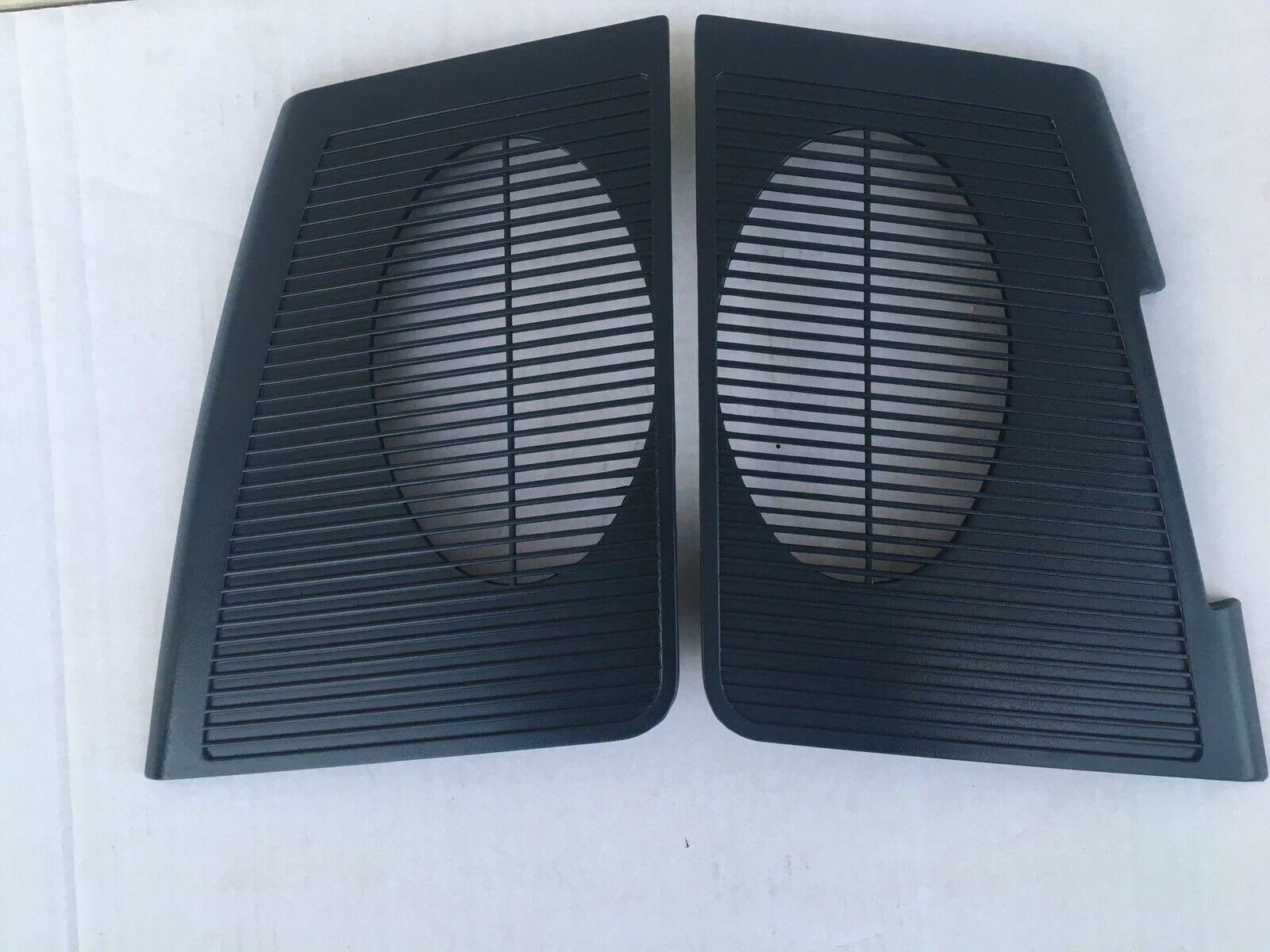 1988-94 Chevy / GMC Truck suburban blazer Navy Blue speaker covers 1 of 3  See More