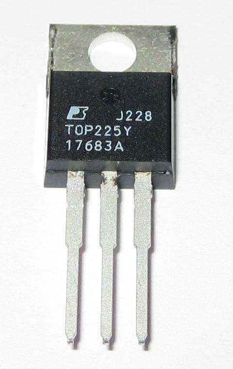 TOP225 THREE TERMINAL Off Line PWM Switch TOP-225 - $5.95 | PicClick