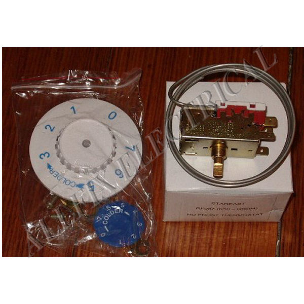 Hoover/Philips No Frost Fridge Thermostat - Part # RF087, K50-Q6084