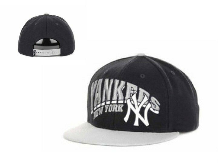 NWT New MLB New York Yankees  47 Brand Arch Banner Snapback Cap Hat -  Adjustable 1 of 1Only 1 available ... acbb55a8ee25