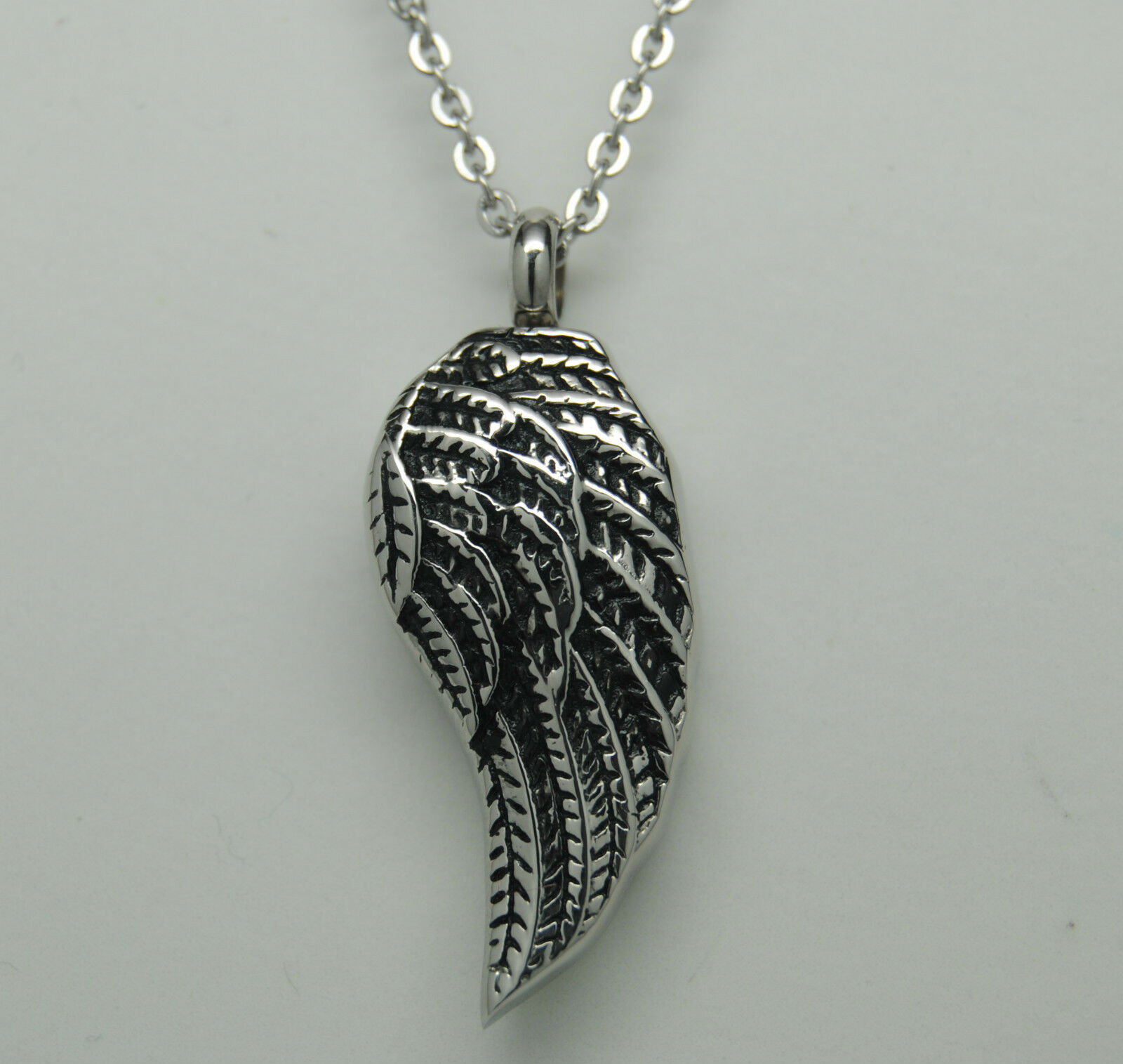 wing cremation cremation jewelry wing urn necklace