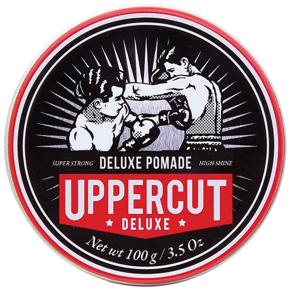 uppercut deluxe pomade 100g mens hair gel genuine aud picclick au. Black Bedroom Furniture Sets. Home Design Ideas