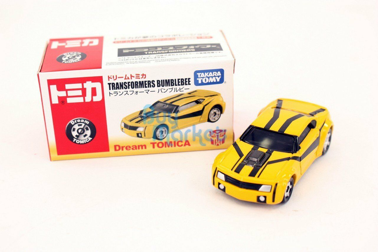 Takara Dream Tomica Tomy Transformers Bumble Bee Diecast Toy Car Initial D Skyline Gt Rr32 No 141 Limited 1 Of 5