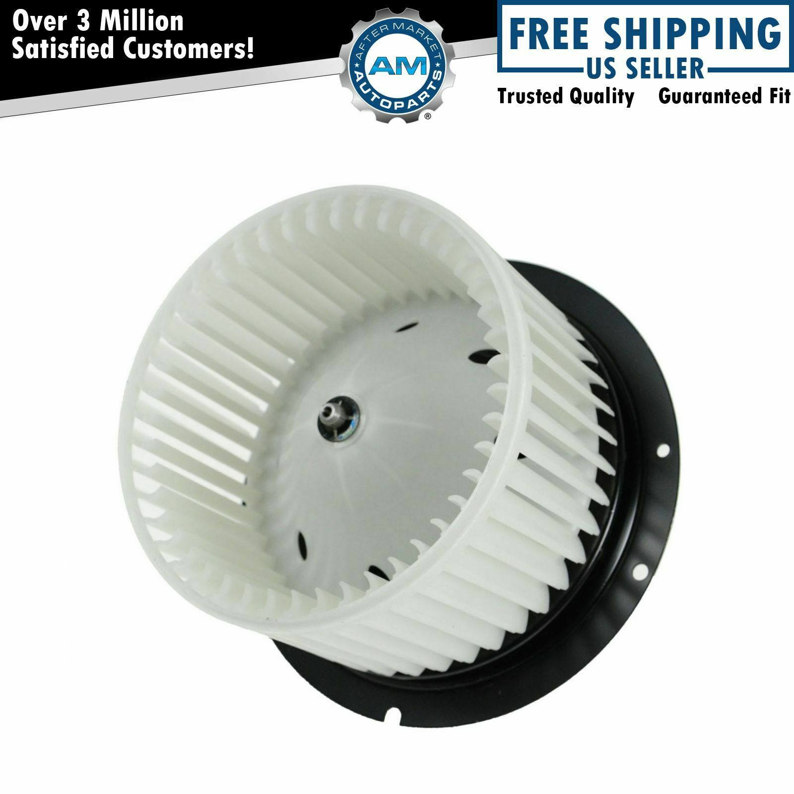 Heater A C Blower Motor W Fan Cage For Ford Super F250