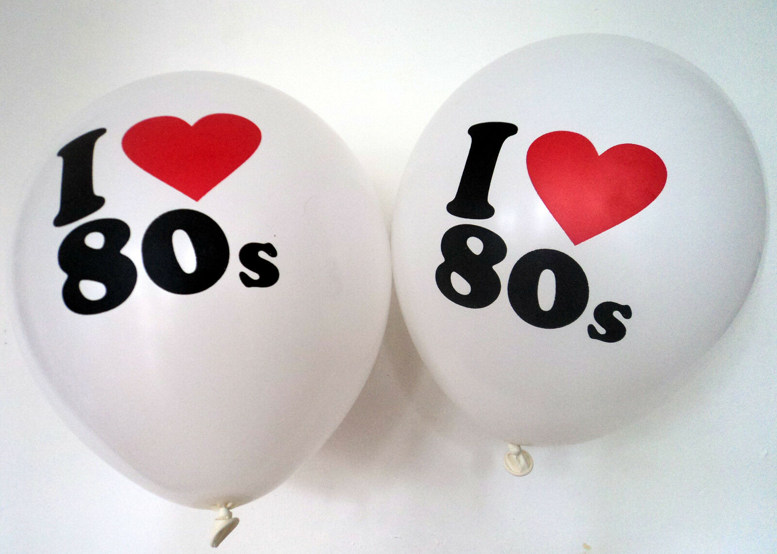 80s party decoration i love 80s balloons x 10 12 for 80s decoration party