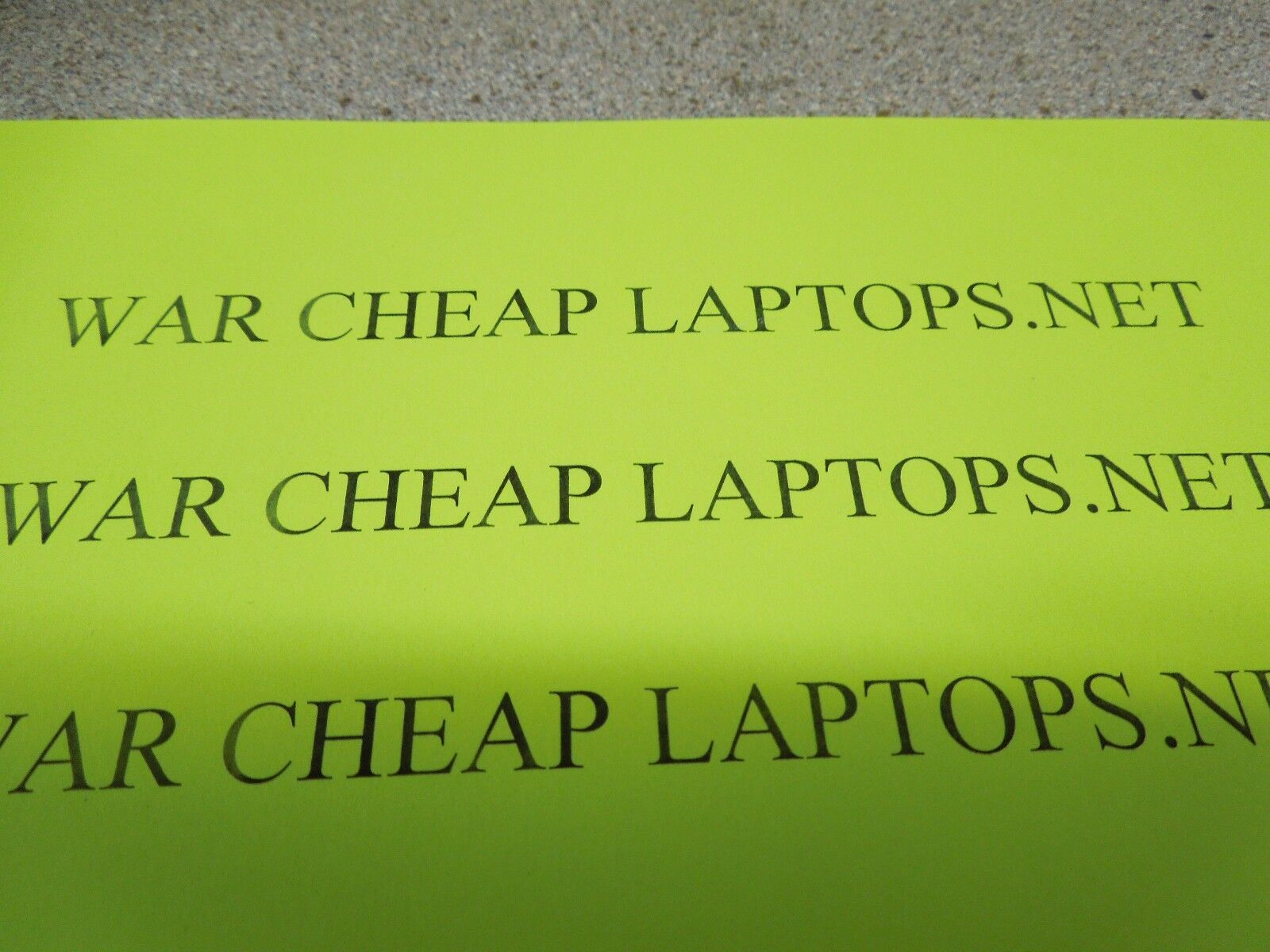 how to build your laptop