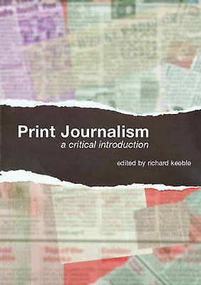 introduction to journalism book pdf