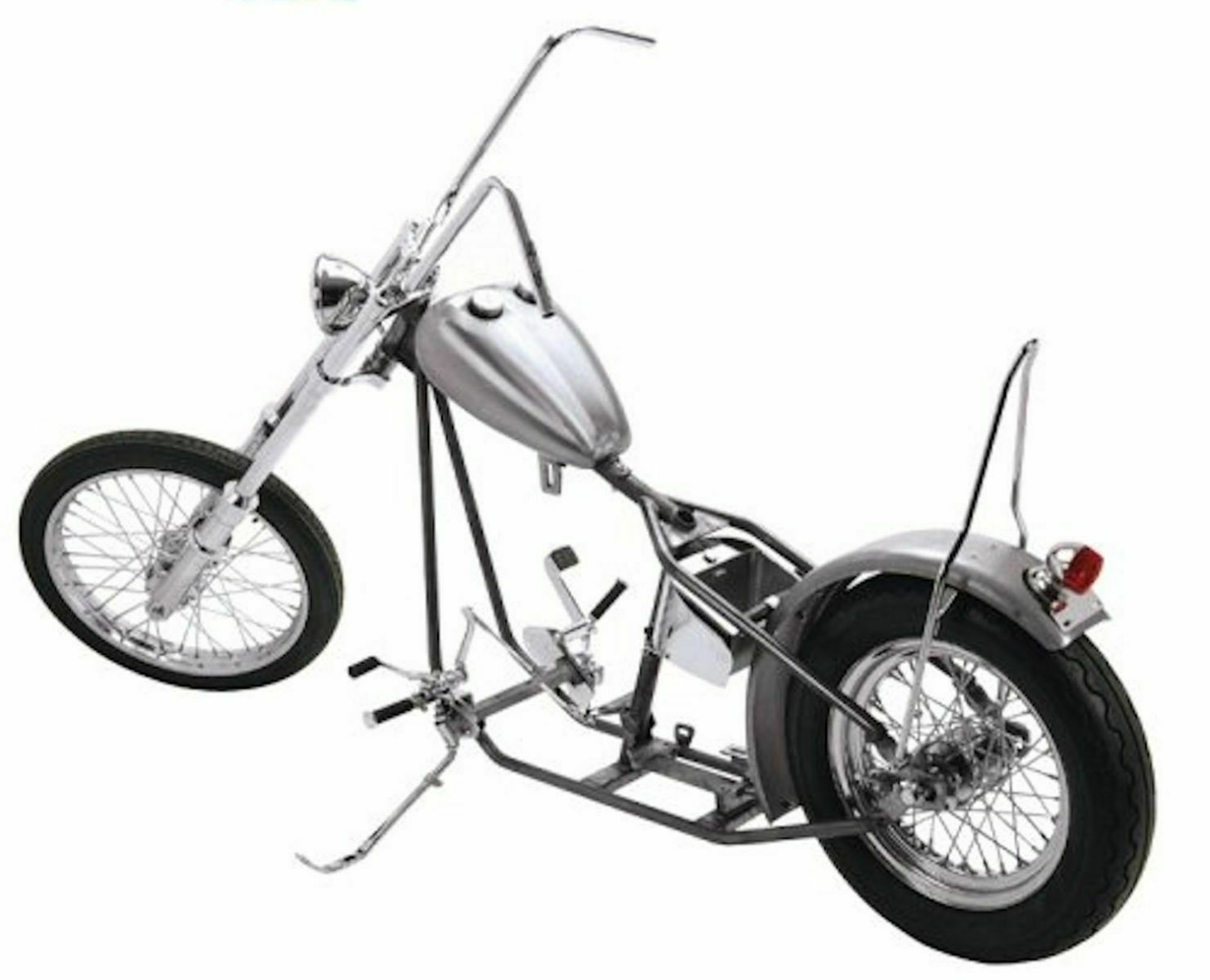 Easyrider 4 Up Rigid Frame Rolling Chassis Bike Kit Harley Custom Chopper  Bobber • $2,999.00