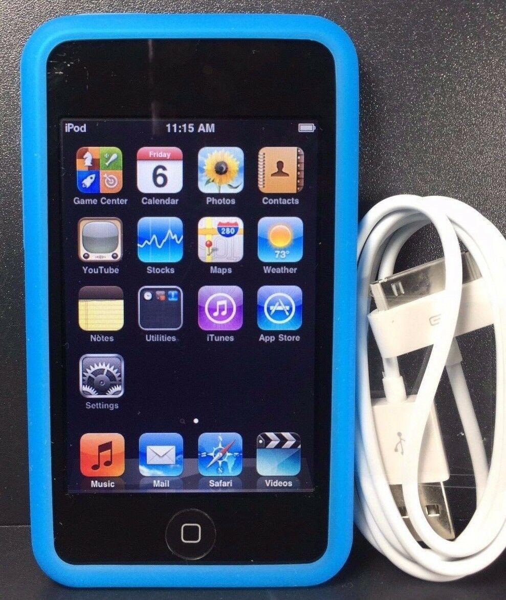 Apple iPod Touch 2nd Generation (8 GB) | LIGHT WEAR! | Case Bundle 1 of  11Only 4 available Apple iPod Touch 2nd Generation ...