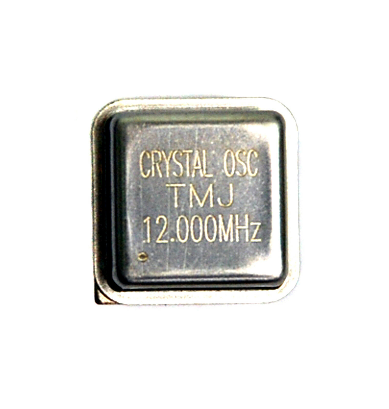 2pc Half Size Dip 8pin Package Clock Crystal Oscillator 12000mhz Using Ttl 1 Of 4
