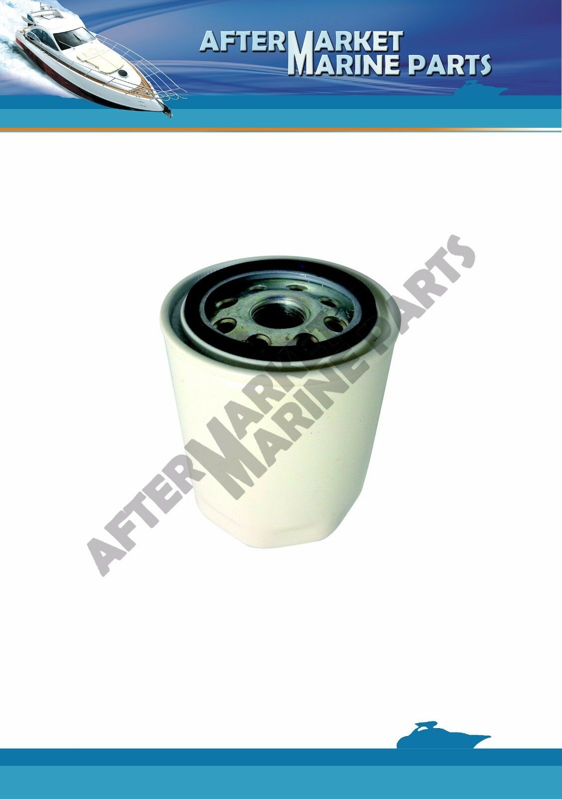 Volvo Penta Md2010 Md2020 Md2030 Md2040 D1 13 Fuel Filter Boat Location 1 Of 1free Shipping