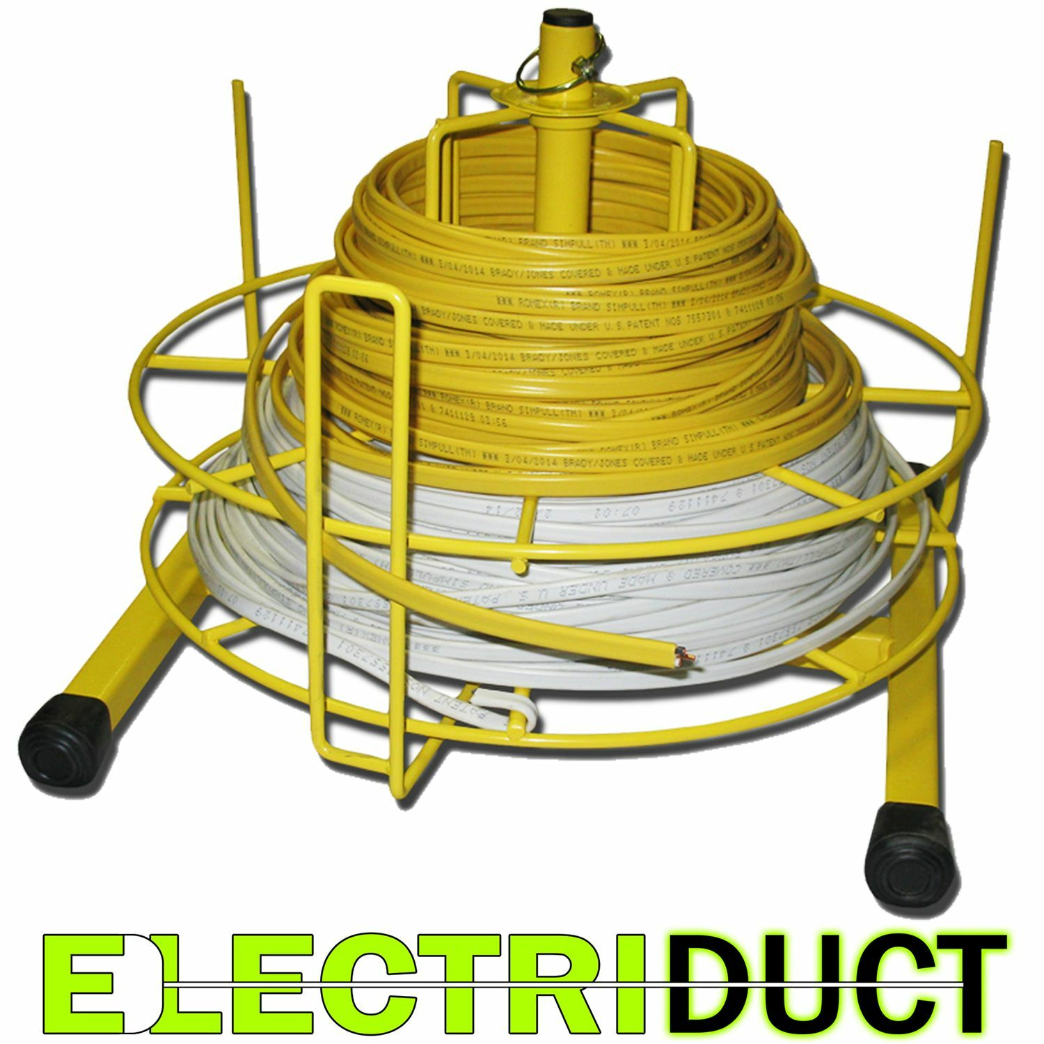 Coil Stand Spinning Guide Electrical Wire Phone Line Coaxial Cable Spool  Tools 1 of 1FREE Shipping ...